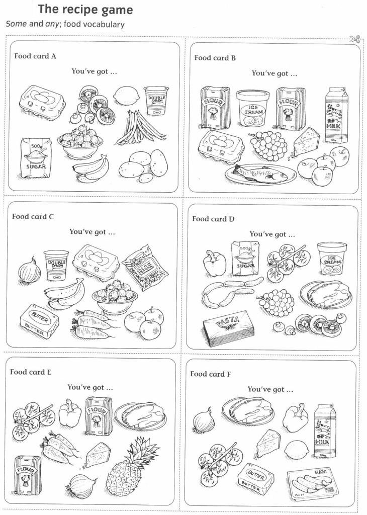 The_recipe_game_a
